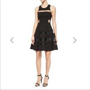Parker Medium Conner Mesh Dress